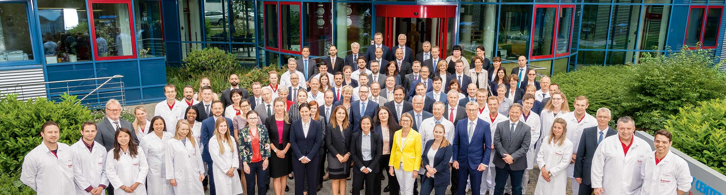 Sternchemie – Unternehmen: Internationale Karrierewege und sichere und abwechslungsreiche Arbeitsplätze